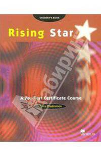 Rising Star. A Pre-First Certificate Course: Student's Book