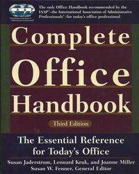 Complete Office Handbook. The Essential Reference for Today's Office