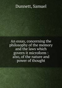 the nature of power essay