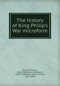 an introduction to the history of king philips war Colonial america: king philip's war (1675–1676) was named after a native american called metacomet who was also known as 'king philip' the war was a conflict.