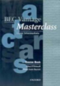 Business English Certificate Vantage Masterclass Class Compact Disk