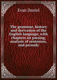 history and analysis of the english language