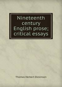 english prose essays English literature - later middle english prose: the continuity of a tradition in english prose writing, linking the later with the early middle english period, is somewhat clearer than that detected in verse.