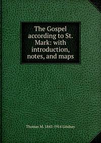 an examination of the gospel of mark