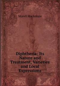 a discussion about diphtheria and its treatment