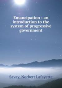 an introduction to the analysis of progressivism