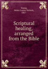 Healing scriptures from the bible