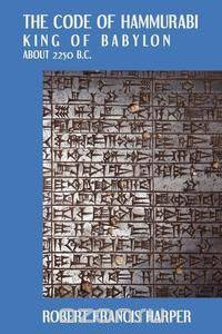 an introduction to the code of hammurabi from old babylon Almost 4,000 years ago, king hammurabi ruled the kingdom of babylon, a part of mesopotamia he gave the world one of its oldest sets of laws.