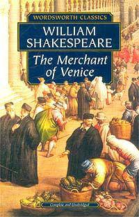 an analysis of the two main settings in the merchant of venice by william shakespeare