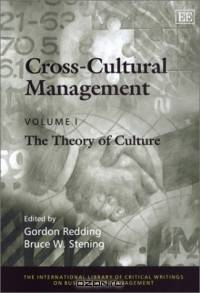 cross cultural management for entrepreneurship and Cross-cultural management journal biannual journals of culture management language in which the articles can be written: english periodicity: 2 times a year.
