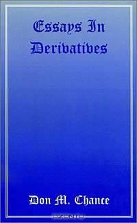 chance essays in derivatives