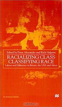 racial classifications in the us